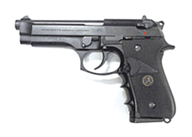 Pachmayr - Signature Grip with Finger Grooves, Taurus PT92/99, PT
