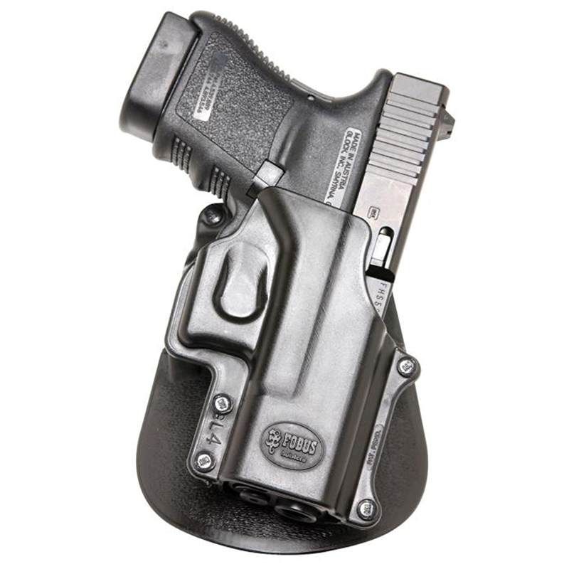 Fobus - Tactical Paddle Holster, Glock 29/30 | Bangers ...
