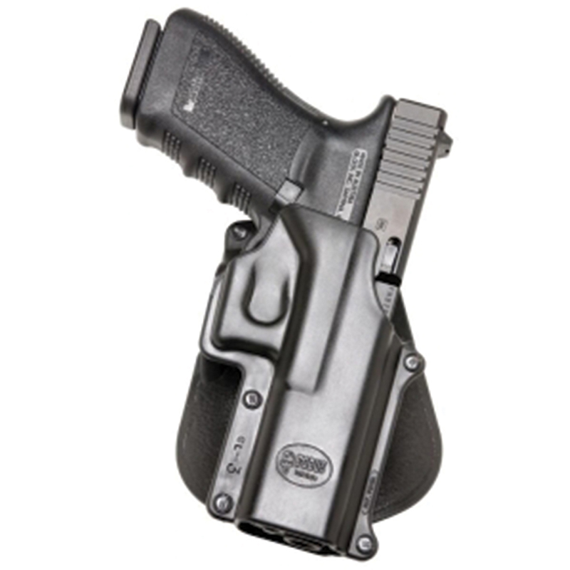 Fobus - Tactical Paddle Holster, Glock 20/21/37 | Bangers ...
